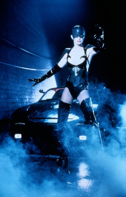 Joan Severance as Darcy Walker, the Black Scorpion