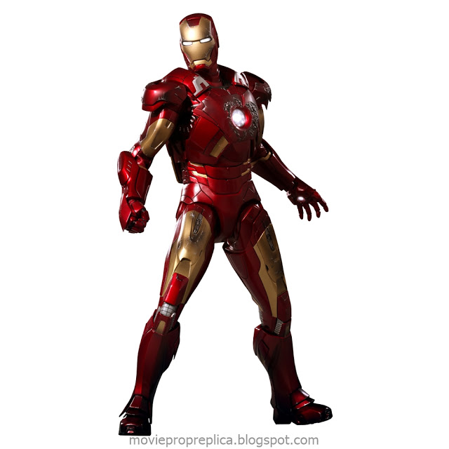 The Avengers: Iron Man Mark VII 1/6th Scale Figure (Robert Downey Jr.)