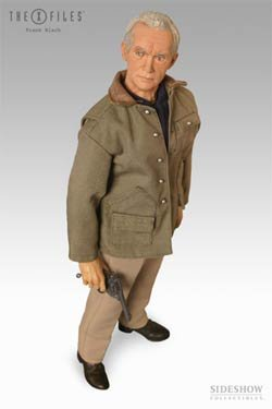 X-Files Limited Edition 12 Inch Action Figure Frank Black