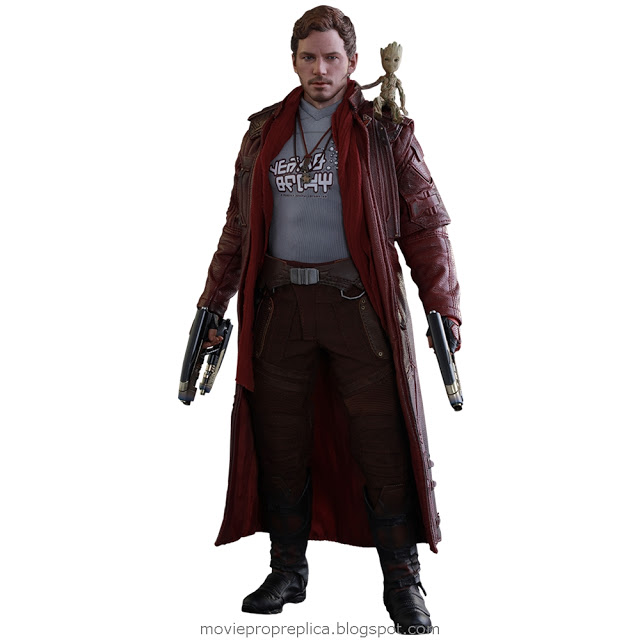 Guardians of the Galaxy Vol. 2: Star-Lord 1/6th Scale Figure (Chris Pratt)