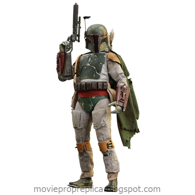 Star Wars: Episode VI Return of the Jedi: Boba Fett 1/6th Scale Figure