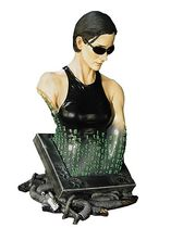 Carrie-Anne Moss as Trinity Mini Bust