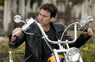 Nicolas Cage as John ″Johnny″ Blaze