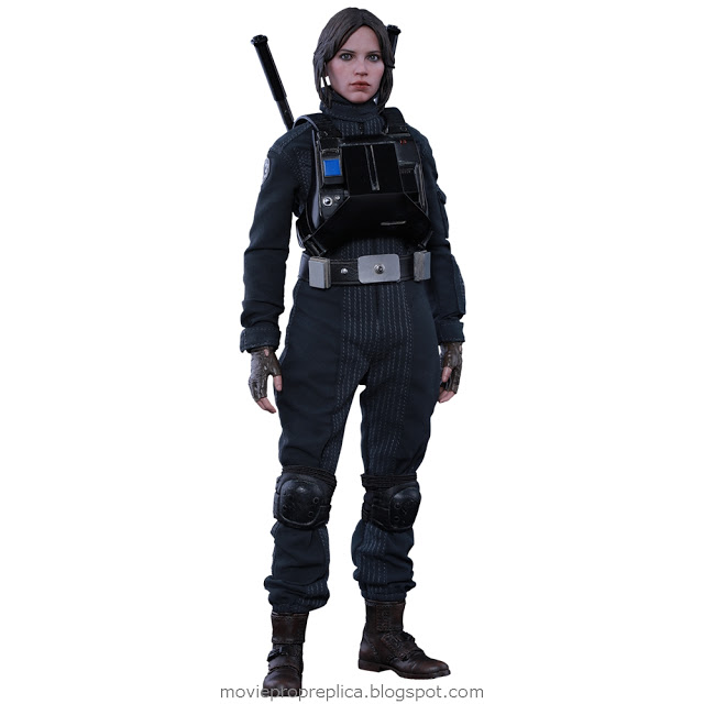 Rogue One: A Star Wars Story: Jyn Erso (Imperial Disguise Version) 1/6th Scale Figure (Felicity Jones)