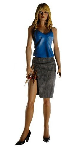 Marley Shelton as Dr. Dakota Block - Grindhouse Action Figure