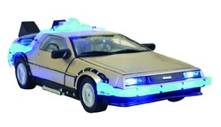 Back To The Future Vehicle Delorean Mark I Car