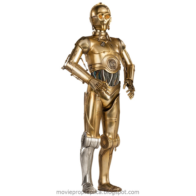 Star Wars: Episode IV A New Hope: C-3PO 1/6th Scale Figure