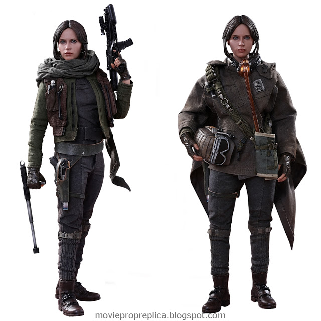 Rogue One: A Star Wars Story: Jyn Erso 1/6th Scale Figure (Felicity Jones)