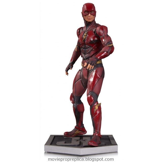 Justice League: Barry Allen / The Flash 12 inches Statue (Ezra Miller)