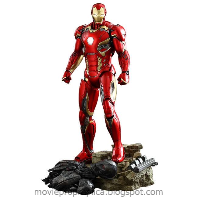 Avengers: Age of Ultron: Iron Man Mark XLV 1/6th Scale Figure