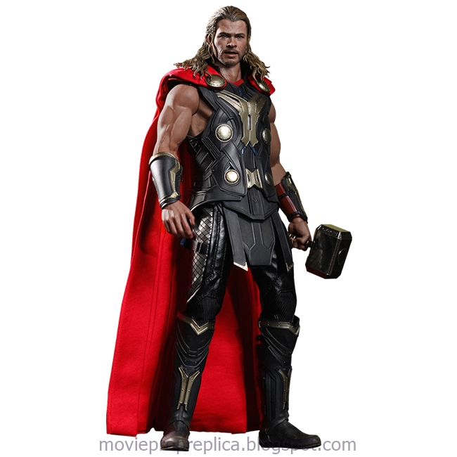 Thor: The Dark World: Thor – Asgardian Light Armor 1/6th Scale Figure (Chris Hemsworth)