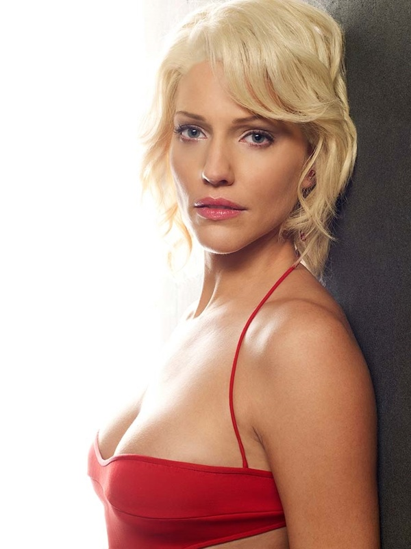 Tricia Helfer as Number Six