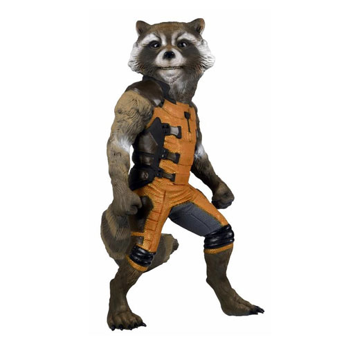 Guardians of the Galaxy: Rocket Raccoon Full-Size Replica