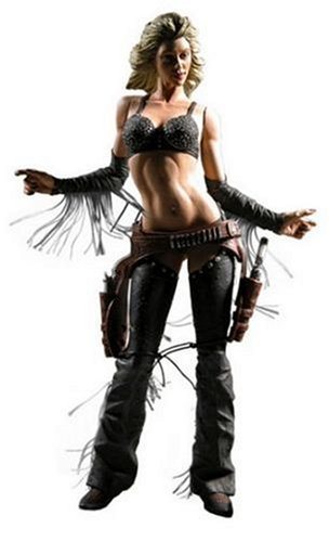 Sin City Nancy Action Figure (Colour)