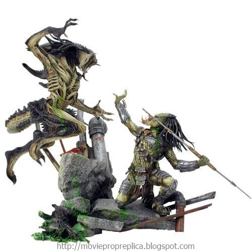 Aliens vs Predator: Requiem: Poseable Model Kit