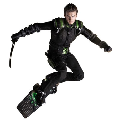 Spider-Man 3: New Goblin 1/6th Scale Figure (James Franco)