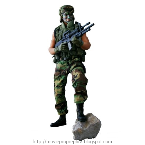 Predator: Private Billy Sole 1/6th Scale Figure (Sonny Landham)