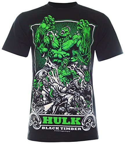 Hulk Superhero T-Shirt