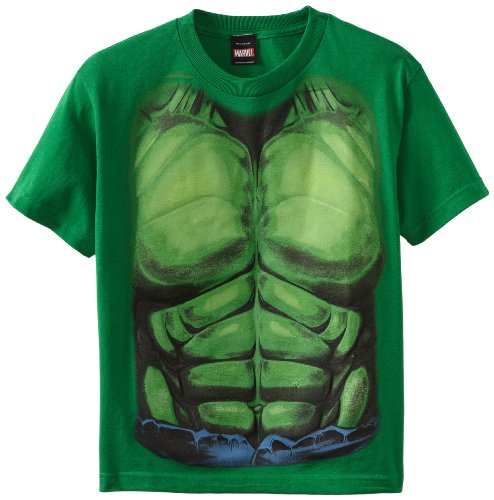 The Incredible Hulk Smash Costume Torso Youth T-Shirt