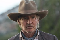 Harrison Ford as Colonel Woodrow Dolarhyde: Cowboys and Aliens