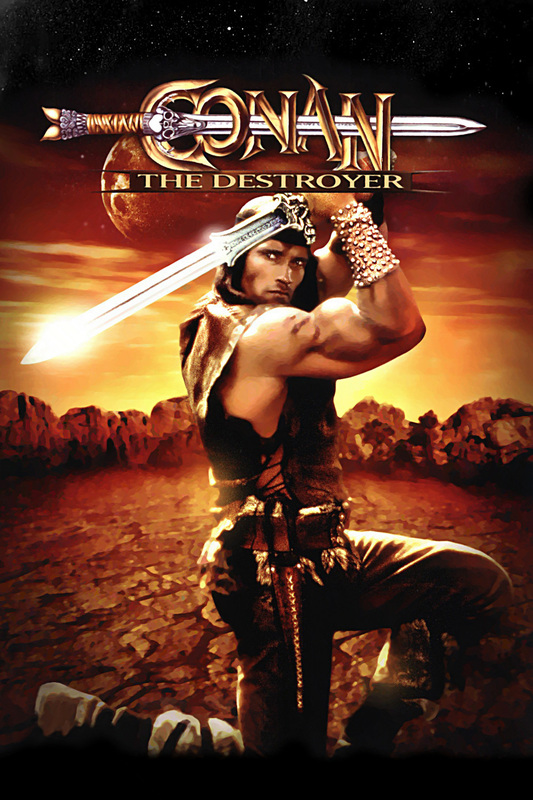 Conan the barbarian stream