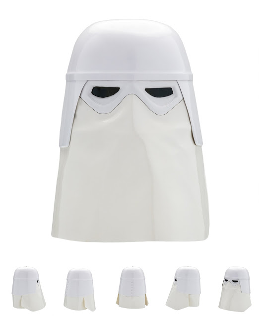 Star Wars: The Empire Strikes Back: Imperial Snowtrooper Helmet Prop Replica