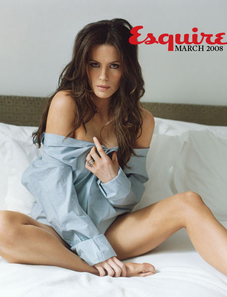 Kate Beckinsale Is the Sexiest Woman Alive