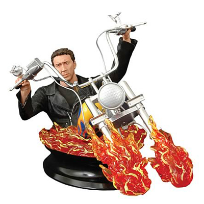 Ghost Rider Movie Johnny Blaze Bust