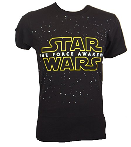 Star Wars The Force Awakens Movie Logo T-shirt