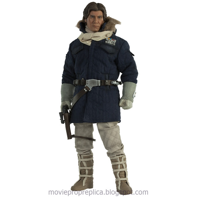 Star Wars Episode V: The Empire Strikes Back: Han Solo 1/6th Scale Figure (Harrison Ford)