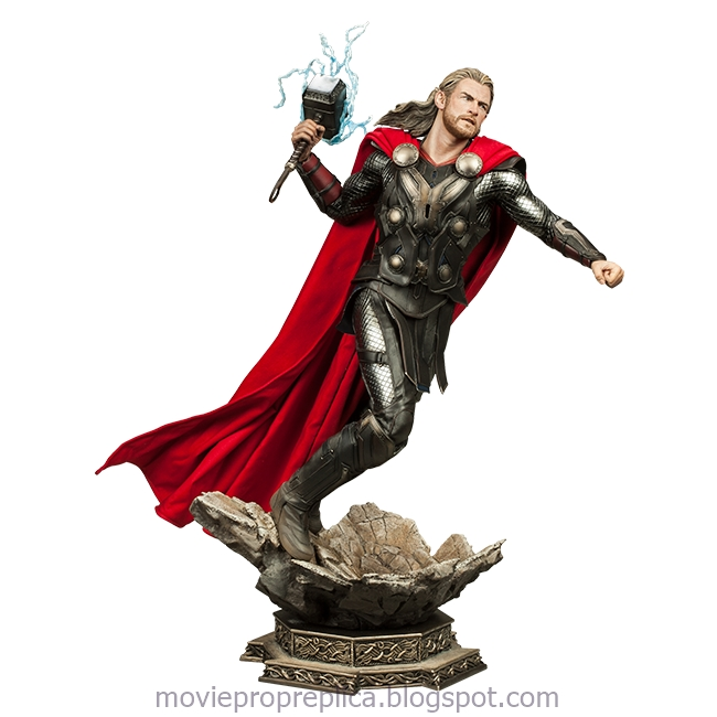 Thor: The Dark World: Thor Premium Format Figure - Statue (Chris Hemsworth)