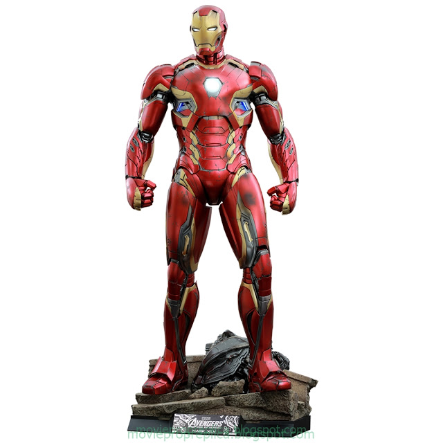 Avengers: Age of Ultron: Iron Man Mark XLV (49cm tall) Quarter Scale Figure