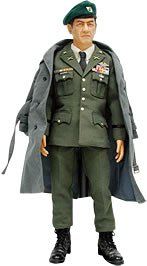 Rambo: First Blood - Colonel Trautman Movie Collectible Figure