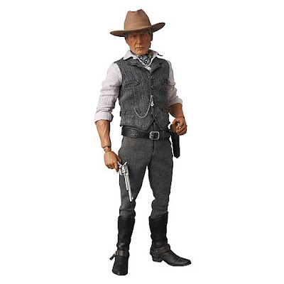 Cowboys and Aliens: Harrison Ford as Colonel Woodrow Dolarhyde Figure