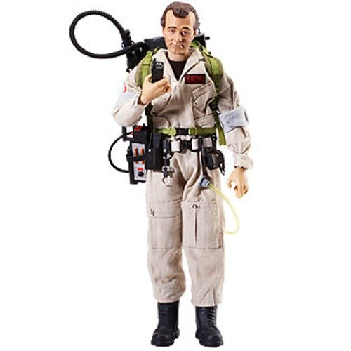 Bill Murray as Dr. Peter Venkman: Ghostbusters Exclusive 12 Inch Deluxe Action Figure