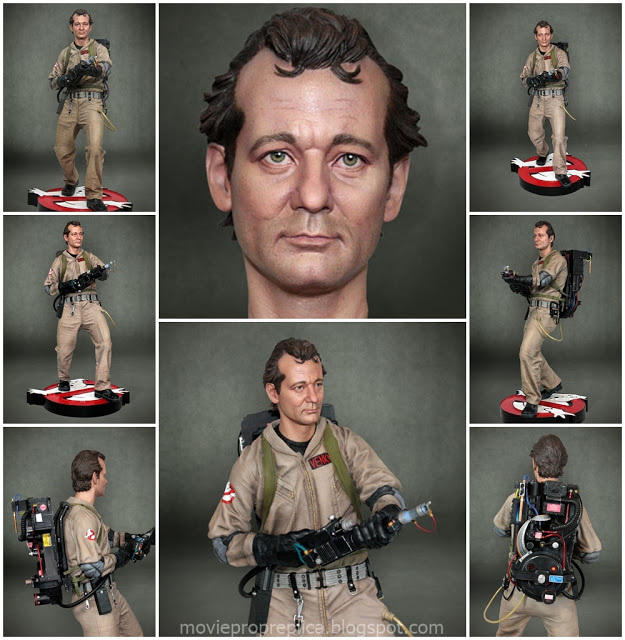 Ghostbusters: Peter Venkman 1/4th Scale Statue (Bill Murray)