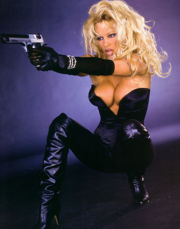 Pamela Anderson as Barb Wire