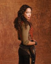 Gina Torres as Zoe Washburne: Serenity