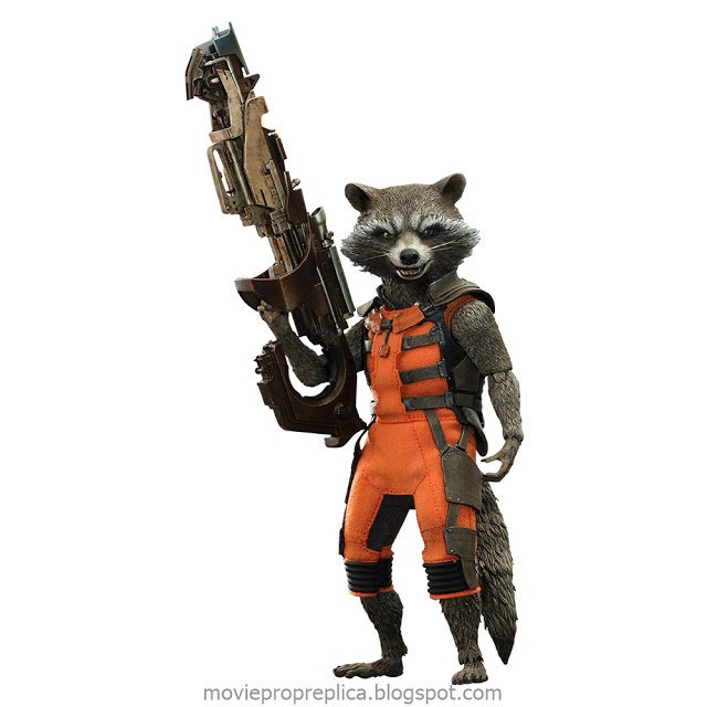 Guardians of the Galaxy: Rocket Raccoon 1/6th Scale Figure