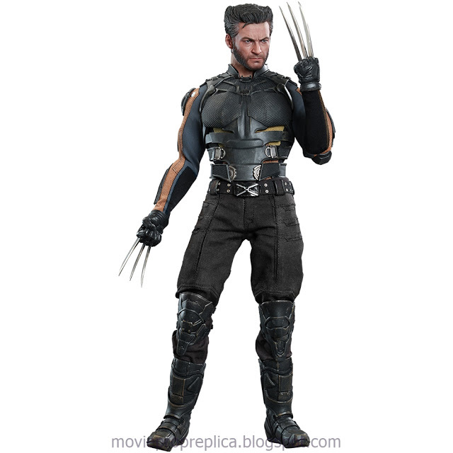 X-men: Days of Future Past: Wolverine 1/6th Scale Figure (Hugh Jackman)