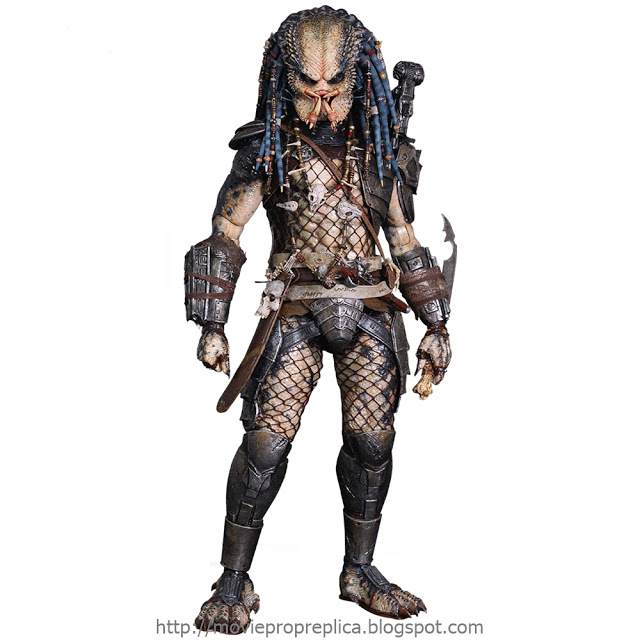 Predator 2: Elder Predator 1/6th Scale Figure