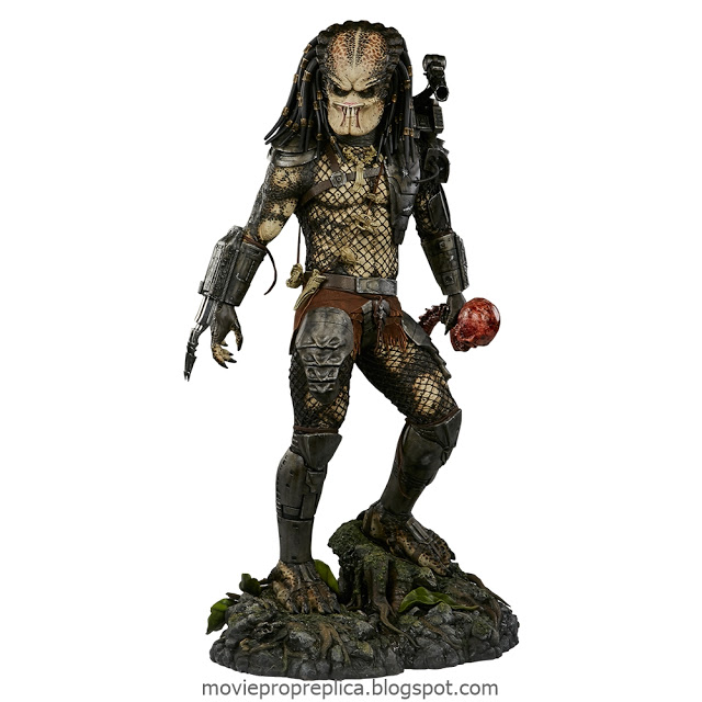 Predator: Predator Jungle Hunter Maquette