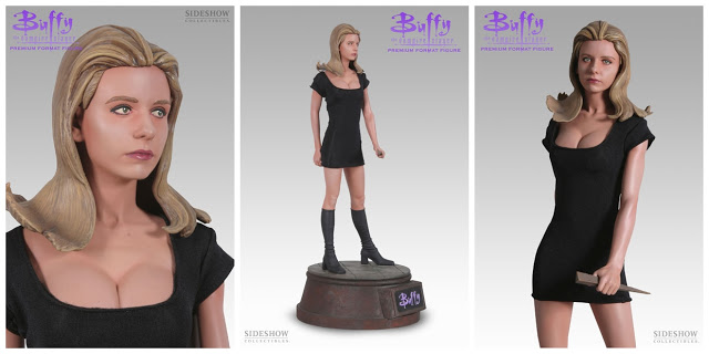Buffy the Vampire Slayer: Buffy Summers Premium Format Figure Exclusive Edition - Statue (Sarah Michelle Gellar)