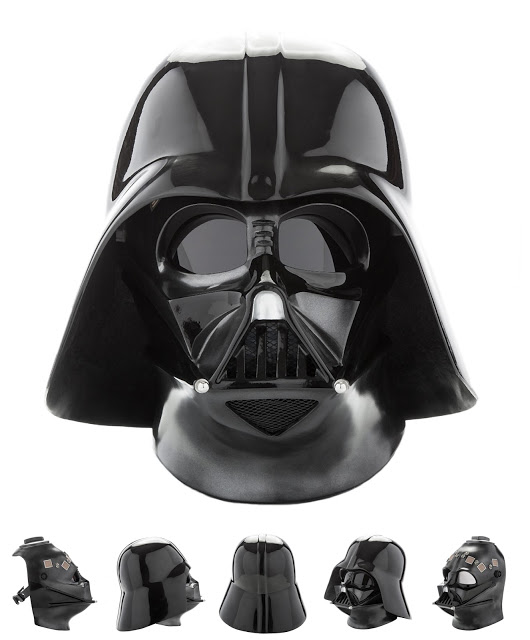 Star Wars: The Empire Strikes Back: Darth Vader Standalone Helmet Prop Replica