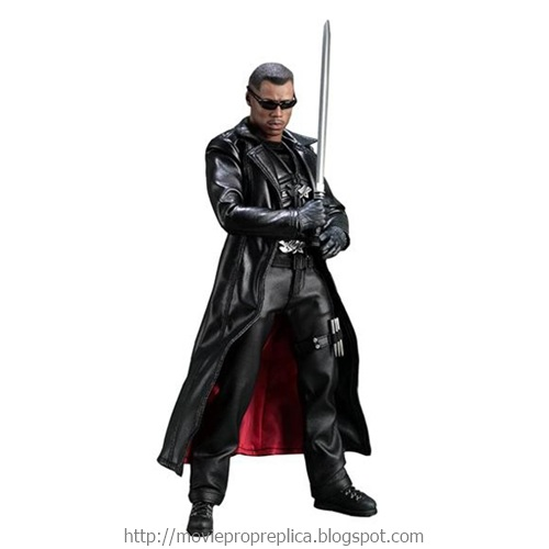 Blade II.: Blade 1/6th Scale Figure (Wesley Snipes)