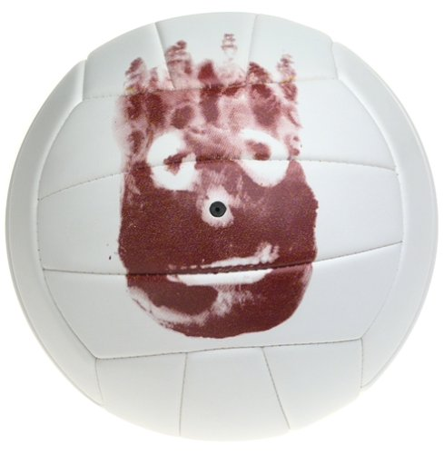 Replica of Wilson Volleyball from Cast Away Movie