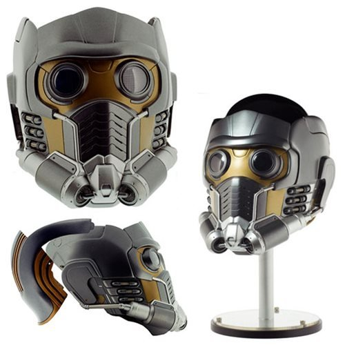 Guardians of the Galaxy: Star-Lord Helmet 1:1 Scale Prop Replica