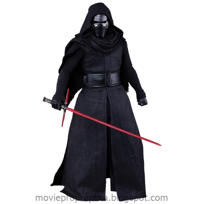 Star Wars: The Force Awakens: Kylo Ren 1/6th Scale Figure