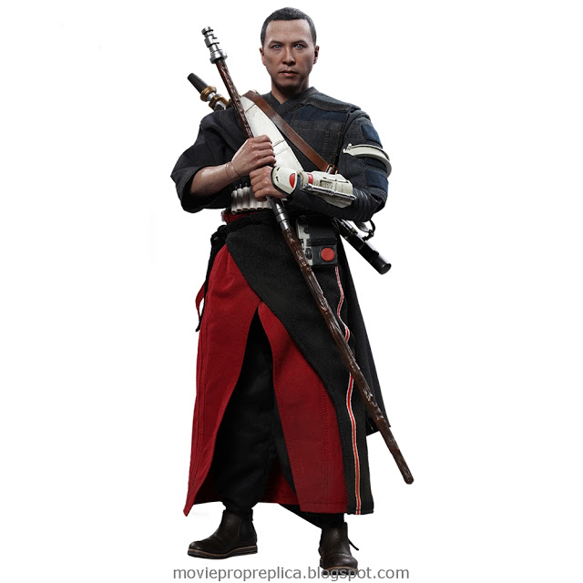 Rogue One: A Star Wars Story: Chirrut Imwe 1/6th Scale Figure (Donnie Yen)