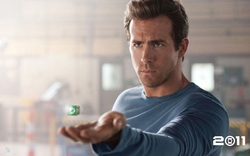 Ryan Reynolds as Hal Jordan: Green Lantern